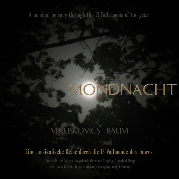 Mondnacht: CD & Digital Album